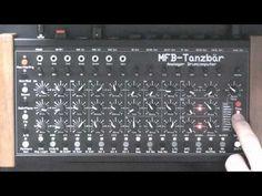 ▶ MFB Tanzbär - Drums & Bassline [HD Quality] - YouTube