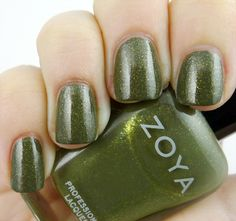 Zoya - Yara. This and Neeka are my favorites from the Smoke & Mirrors collection.