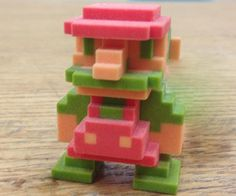 3D Printed Original Super Mario  Bring your favorite Italian plumber into the real world with the 3D printed original Super Mario figure. This 3D printed action figure depicts the old school Mario we all grew up with in stunning 8-bit detail  making it a must have item for old school gamers.  $31.18  Check It Out  Awesome Sht You Can Buy