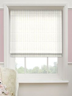 Blenheim Oyster Roman Blind from Blinds Fabric Blinds, Loft Room, Roman Blinds, Blinds For Windows, Soft Fabrics, Window Treatments, Room Decor, Cottage, Atkins