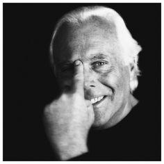 Bob Krieger – Giorgio Armani 1998