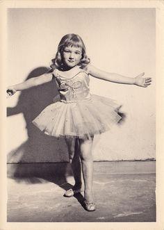 Ballerina in training :)