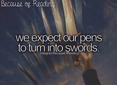 Because of Reading... Book: the Percy Jackson series PJO Riptide