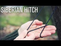 ▶ How to Tie a Siberian Hitch - YouTube