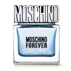 #Bangkok Shopping : Forever Sailing, Moschino, B2,000 (30ml), B2,500 (50ml) and 3,200 (100ml) Perfume available at Beauty Hall, M/F Siam Paragon, Rama 1 Rd. 02-610-8000. BTS Siam. #bkmagazine #perfume #shopping