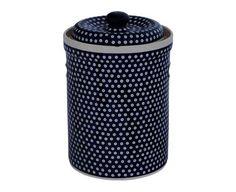 Bunzlauer Keramik großer Gärtopf, Ø=29.5 cm,  H=42.0 cm, V=20 Liter, Dekor 42
