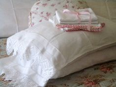 Vintage Pillowcases ~ I need to stock back up!