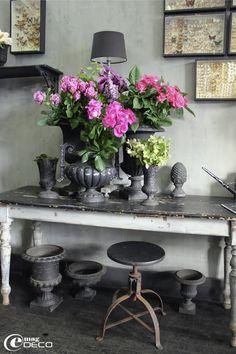 Odorantes, une boutique de fleurs à Paris, un reportage du magazine de décoration e-magDECO
