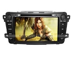 Android Car DVD Player GPS Navigation Wifi 3G TV Bluetooth Touch Screen for Mazda CX-9
