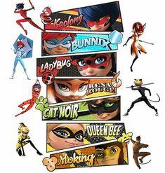 New Miraculous Heroes! Miraculous Ladybug Wallpaper, Miraculous Ladybug Fan Art, Meraculous Ladybug, Ladybug Comics, Lady Bug, Balto And Jenna, Les Miraculous, Ladybug Und Cat Noir, Chibi Kawaii