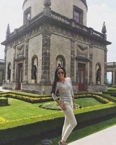 Desde el Castillo de #Chapultepec,  #Mexico City D.F Fatima Quispe  Tour By Mexico - Google+