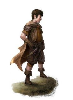 Eldon- ladino halfling, aliado de Allarion