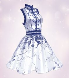 Fashion Design Drawings, Fashion Sketches, Cute Dresses, Girls Dresses, Cute Outfits, Anime Outfits, Fashion Outfits, Mode Lolita, Manga Clothes