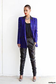 Micah Gianneli - raww blog - Jesse Maricic - Manning Cartell - Amber Sceats - r. by micah gianneli - Leather boyfriend pants - Lauren Marinis - Bahagia - Myer - Australian fashion blog