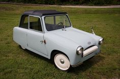 1956 Mochet CM-125Y Berline, from the Lane collection