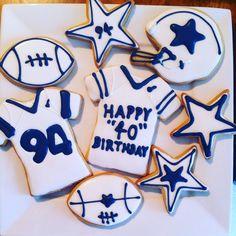 Dallas Cowboys-40th Birthday