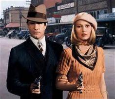 1930's Bonnie & Clyde