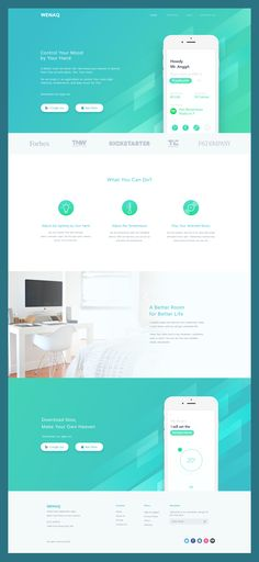 Dribbble anggityuniar smarthome landingpage attachment