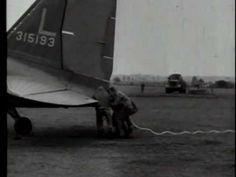 Glider pickup at Eindhoven during WWII after Operation Market Garden.