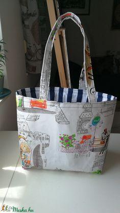 Nyári táska2 (StoneHEArt) - Meska.hu Diaper Bag, Bags, Fashion, Handbags, Moda, Fashion Styles, Diaper Bags, Mothers Bag, Fashion Illustrations