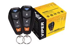 Viper Entry Level 1-Way Security System 3105V With Installation