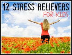 Good tips to help kids decompress. They get stressed, too!