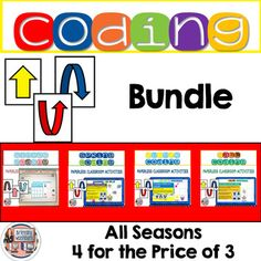 Technology Teaching Resources with Brittany Washburn: Hour of Code and Continuing Coding All Year