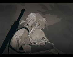 """""""You must save her…"""""""
