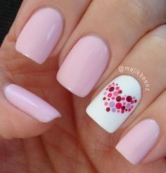 40 Easy and Simple Nail Art Ideas