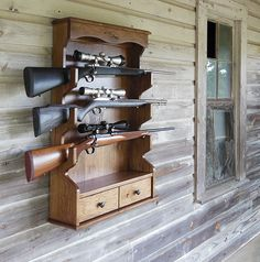 Gun Cabinet or Hunting Cabinet