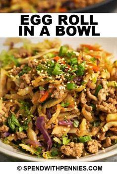 Pork Recipes, Asian Recipes, Low Carb Recipes, New Recipes, Dinner Recipes, Cooking Recipes, Favorite Recipes, Healthy Recipes, Dutch Recipes