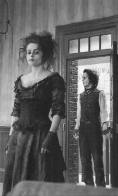 Sweeny Todd. (i only like this movie cuz of johnny depp & he sings!