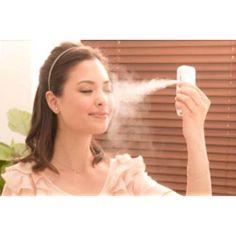 Perawatan wajah dengan Nano Spray MCI