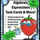 This 47 page packet focuses on Common core Skills 5.0A and 6.EE for Operations and Algebraic Thinking: Write and Interpret Numerical Expressions.  ...