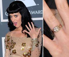 Pin for Later: Die schönsten Eheringe der Stars Katy Perry