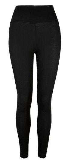 f0e1c83ac7cec4 Womens Leggings Long Full Length Ladies High Waist Leggins Black Size 14 # fashion #clothing #shoes #accessories #womensclothing #leggings (ebay link)