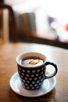 Rozgrzewająca herbata na jesienno-zimowe chłody.