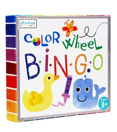 Gibby Libby Color Wheel Puzzle Bingo Game by CR Gibson *** Visit the image link more details. Bingo Games For Kids, Baby Games, Games For Girls, Game Sales, Game Item, Learning Games, Cool Toys, Coloring Books, Creative