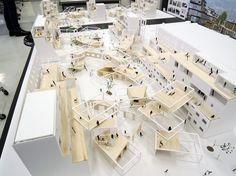 hgudesignstudio - hasegawa Landscape Architecture, Interior Architecture, Arch Model, Social Housing, Layout, Master Plan, Urban Planning, Urban Design, Building Design