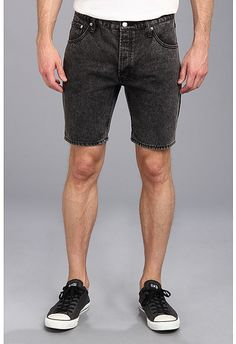 Black Denim Shorts by Cheap Monday. Buy for $22 from 6pm.com