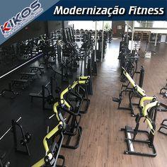 Modernização do fitness nas academias exige que síndicos apostem em equipamentos profissionais. Para saber mais acesse ao Blog da Kikos. #Kikos #Condominios #ModernizaçãoFitness