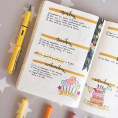 bullet journal spread ideas - Old School Bullet Journal Flip Through, January Bullet Journal, Bullet Journal Mood, Bullet Journal Aesthetic, Bullet Journal Tracker, Bullet Journal Themes, Bullet Journal Spread, Bullet Journal Layout, Bullet Journals