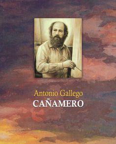 Catálogo de la exposición de pinturas de Antonio Gallego Cañamero, realizada en el Museo de Bellas Artes de Badajoz entre abril y mayo del año dos mil ocho.