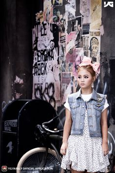 Lee Hi YG Family #kpop