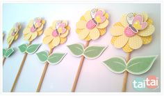 Blog Puki – Convites e lembrancinhas » Festa jardim das borboletas