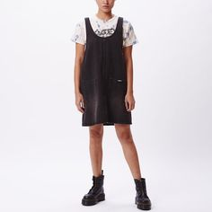 (1) Lark Denim Dress – Betty's Divine