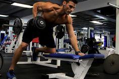 Eric Richard Allen by Ashley Brozic (2014) for Hottest Trainer 2014. #EricAllen #EricRichardAllen #model #malemodel #supermodel #malesupermodel #trainer #fitness #AshleyBrozic #MC2Models #FordModels_Chi #KimDawsonModels #Dillards #smile #winner #gym #lift #weight