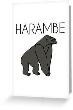 Harambe the Brave Gorilla