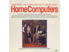 Everything you always wanted to know about home computers - in 1983 http://www.itworld.com/application-management/380747/everything-you-always-wanted-know-about-home-computers-1983