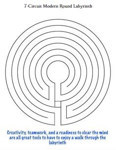 How To Build A Labyrinth One Of My Dreams Is To Build A